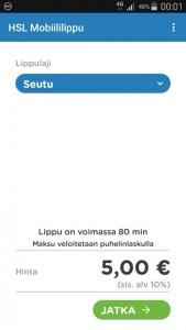 HSL-Mobiililippu